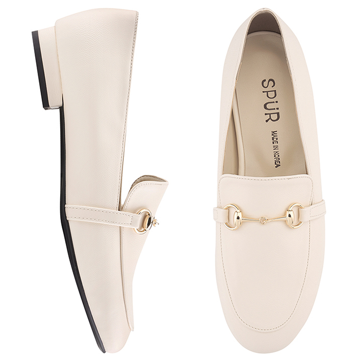 SPUR[스퍼]PS7022 viento loafer 아이보리